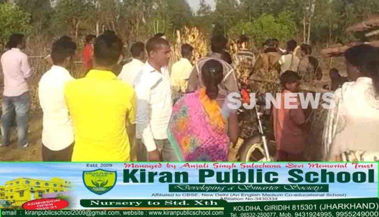 आपत्तिजनक स्थिति में ग्रामीणों ने युवक-युवती को पकड़ा, बनाया बंधक
