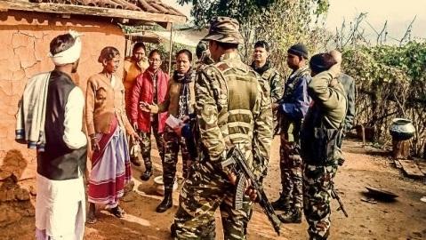 बुरुगुलिकेरा नरसंहारः पांच दिन बाद भी कारण का पता नहीं, ग्रामींणों से होगी पूछताछ