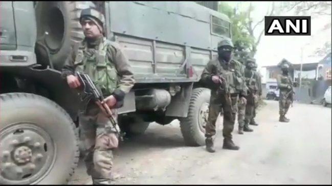 जम्मू कश्मीर में बडगाम में सुरक्षा बलों की आतंकियों से मुठभेड़, एक आतंकी मारा गया, सर्च ऑपरेशन जारी