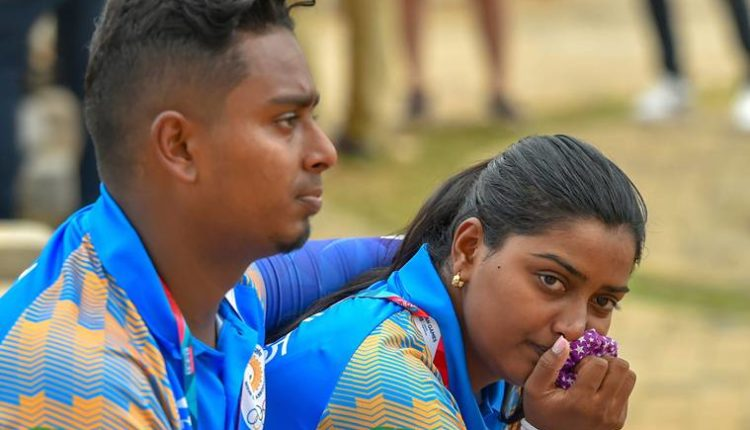 अंतरराष्ट्रीय तीरंदाज दीपिका कुमारी व अतनु दास का विवाह 30 जून को, देखिए शादी का कार्ड
