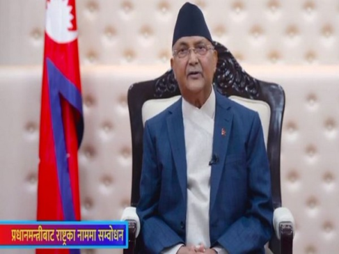 नेपाल के प्रधानमंत्री ओली ने नए विवाद को दिया जन्म, कहा – असली अयोध्या भारत में नहीं हमारे यहां है