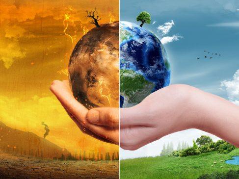 जलवायु परिवर्तन के चलते भारतीय कंपनियों को लग सकता है US$100 बिलियन का फटका