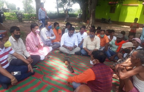 टीकाकरण अभियान में हर नागरिक दें अपना सहयोग: संजय सेठ