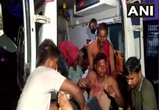 उत्तरप्रदेश के बाराबंकी में बड़ा बस हादसा, पंजाब-हरियाणा से काम कर लौट रहे 18 यात्रियों की मौत