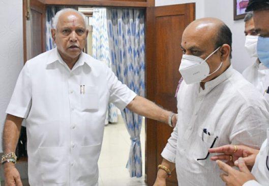 कर्नाटक के नए मुख्यमंत्री बसवराज बोम्मई का क्या है राजनीतिक इतिहास?
