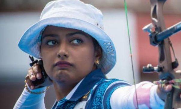 ओलिंपिक : भारतीय तीरंदाज दीपिका कुमारी क्वार्टर फाइनल में हारीं