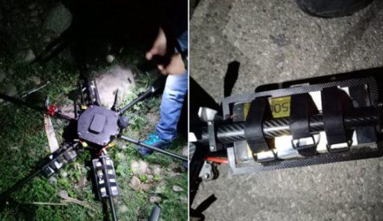 जम्मू कश्मीर में मारे गए लश्कर के दो आतंकवादी, पाकिस्तानी ड्रोन को भी मार गिराया