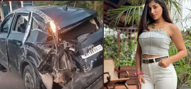 अभिनेत्री याशिका आनंद कार दुर्घटना में गंभीर रूप से घायल, लोगों कर रहे हैं कुशलता की कामना