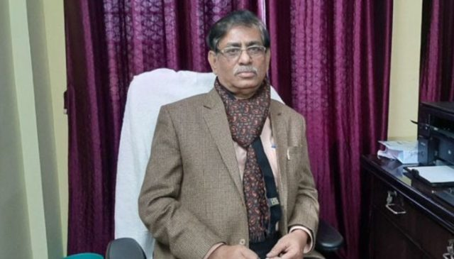 प्रो क्षितिज भूषण बनाए गए सेंट्रल यूनिवर्सिटी ऑफ झारखंड के कुलपति, राष्ट्रपति ने नियुक्त किए 12 वीसी