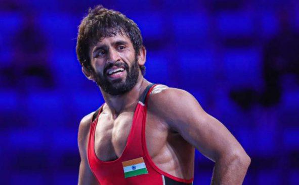 ओलिंपिक : बजरंग पुनिया ने ईरानी प्रतिद्वंद्वी को हराकर सेमिफाइनल में जगह की पक्की