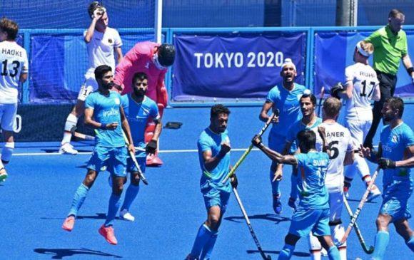 ओलिंपिक में भारत ने 41 साल बाद जीता हॉकी में मेडल, जर्मनी को 5-4 से हरा कर कांस्य पदक पर किया कब्जा