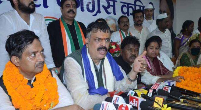 झारखंड : नए प्रदेश कांग्रेस अध्यक्ष राजेश ठाकुर बोले – कार्यकर्ताओं के सम्मान की रक्षा पहली प्राथमिकता
