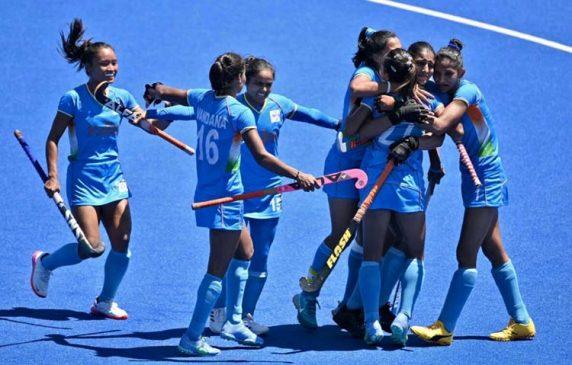 ओलिंपिक : भारतीय महिला हॉकी टीम ने इंग्लैंड से हार कर भी दिल जीत लिया