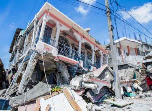 हैती में 7.2 तीव्रता का भूकंप, 700 से अधिक लोगों की मौत, 2800 से ज्यादा घायल