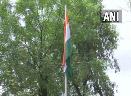 जम्मू में 75वां स्वतंत्रता दिवस धूमधाम के साथ मनाया गया