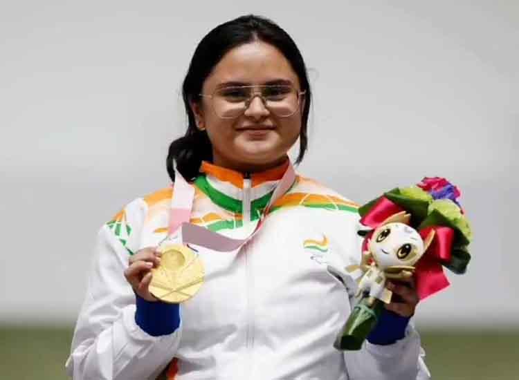 अवनि लेखरा ने रचा इतिहास, पैरालंपिक में दो पदक हासिल करने वाली पहली महिला बनीं