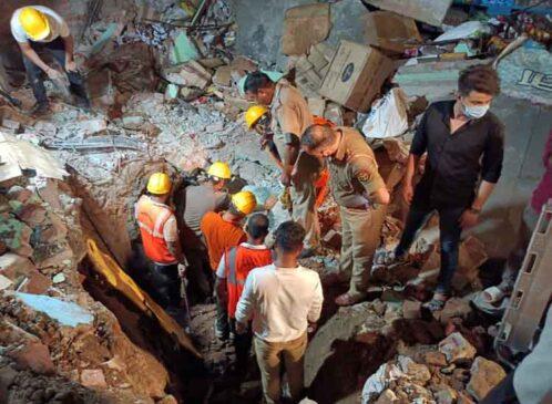 बरेली में दो मंजिला इमारत गिरने से दो लोगों की मौत, कई मजदूर दबे, मुख्यमंत्री योगी ने जताया दुख