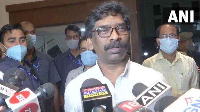 भाजपा को सीएम हेमंत सोरेन का जवाब, विधानसभा गुल्ली डंडे का मैदान नहीं है