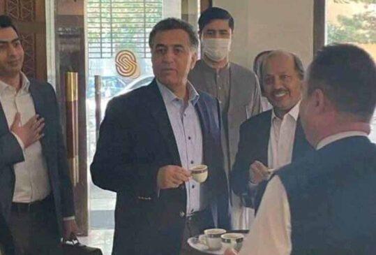 आइएसआइ चीफ लेफ्टिनेंट जनरल फैज हमीद काबुल पहुंचे, नयी सरकार बनाने में करेंगे हस्तक्षेप