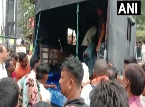झारखंड के लातेहार में करम विसर्जन के दौरान तालाब में डूब कर सात लड़कियों की मौत, राष्ट्रपति, PM व CM ने जताया शोक