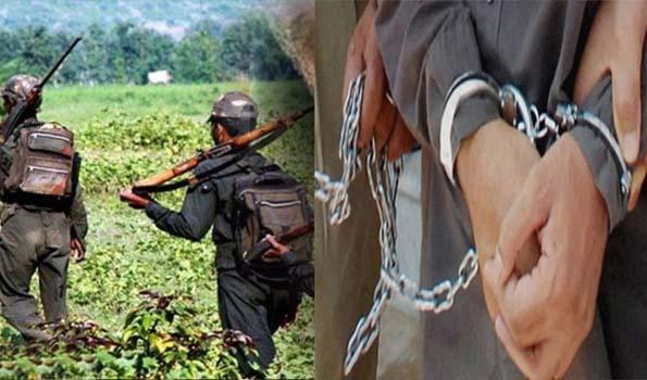 रांची: जनवरी 2021 से लेकर अबतक 1135 अपराधी और नक्सली गिरफ्तार