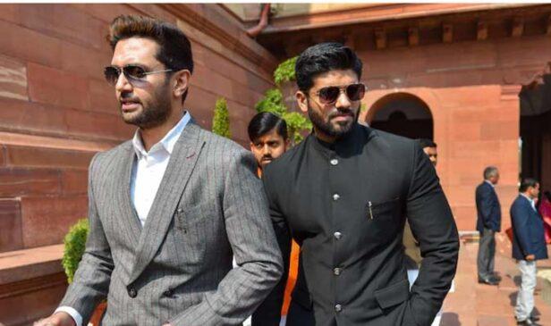 चिराग पासवान के चचेरे भाई व सांसद प्रिंस राज पर दिल्ली पुलिस ने दर्ज की रेप की एफआइआर