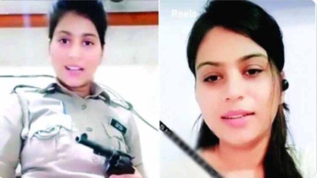 कट्टे वाली कांस्टेबल प्रियंका मिश्रा ने इस वजह से दिया नौकरी से इस्तीफा, सोशल मीडिया पर हुई थीं वायरल