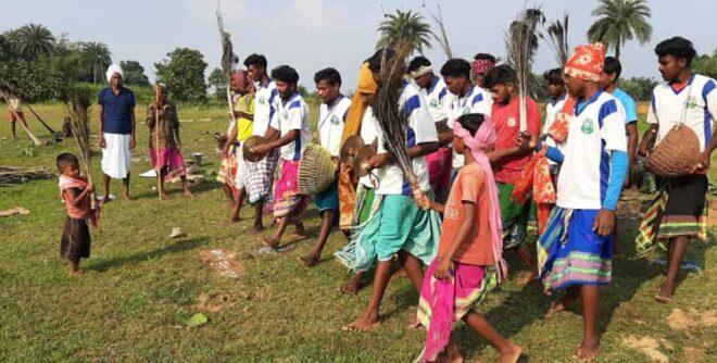 संताल आदिवासियों की बेलोबरन पूजा, जिसके महत्व व परंपरा को जानना आपके लिए है जरूरी, पढें