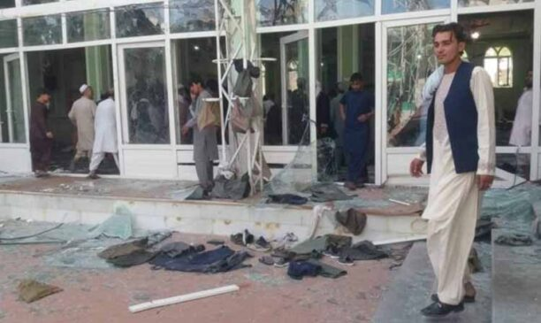 अफगानिस्तान के कंधार में शिया समुदाय की मसजिद पर हमले में 16 लोगों की मौत