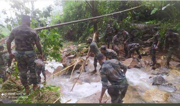 केरल में आफत की बारिश, भूस्खलन में मरने वालों की संख्या नौ तक पहुंची, राहत-बचाव तेज